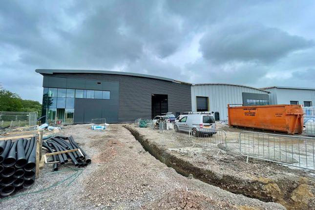 Industrial to let in Unit 1, Fuse, Wixams, Bedford