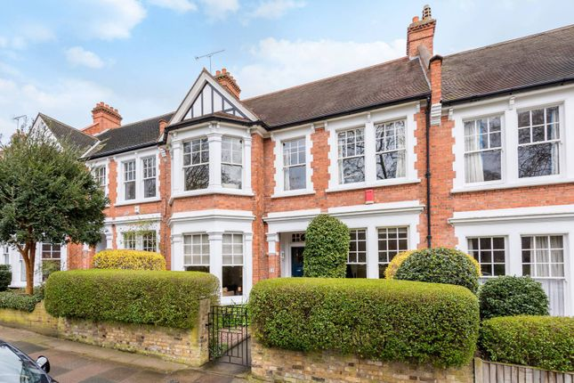Thumbnail Terraced house for sale in Kingswood Avenue, Queen's Park
