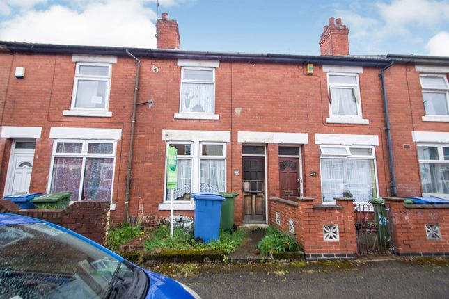 Harrington Street, Mansfield NG18