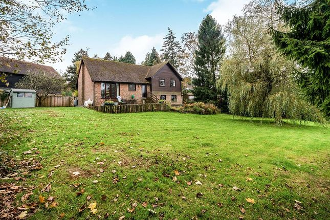 Thumbnail Detached house for sale in Ghyll Road, Crowborough
