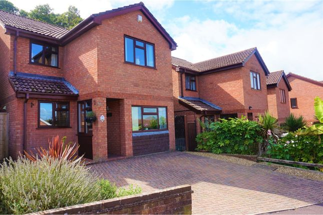 Thumbnail Detached house for sale in Laburnum Way, Yeovil