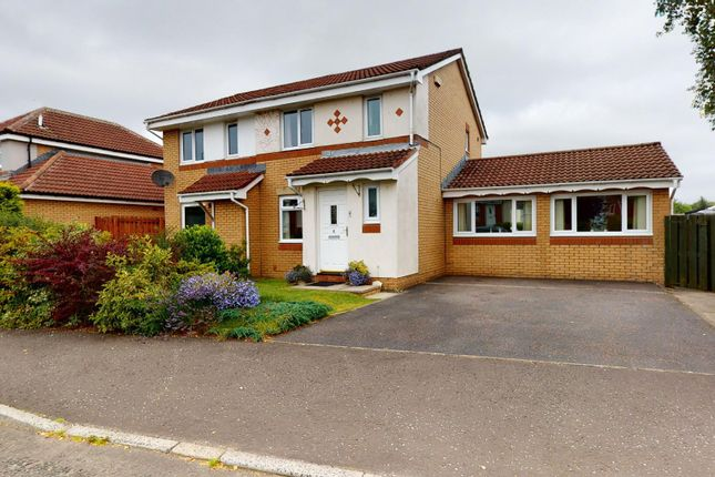 Thumbnail Semi-detached house for sale in Devine Grove, Newmains, Wishaw