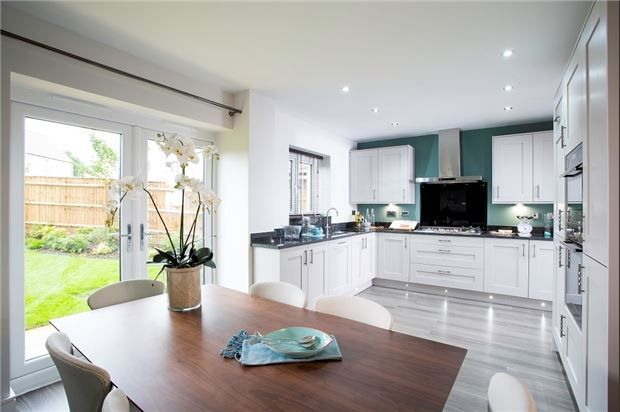 Thumbnail Detached house for sale in Plot 137, The Aspen, Locking Parklands, Weston-Super-Mare