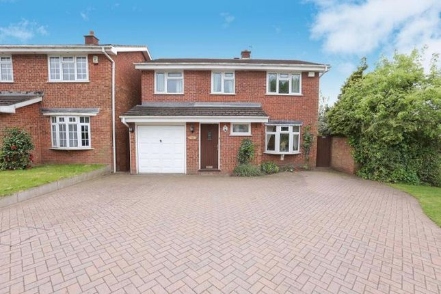 Thumbnail Detached house to rent in Richmond Drive, Perton, Wolverhampton