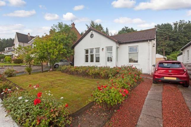 Thumbnail Bungalow for sale in Endrick Drive, Paisley, Renfrewshire