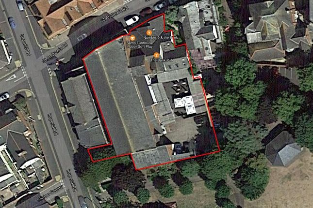 Thumbnail Land for sale in St. Andrews Road, Exmouth