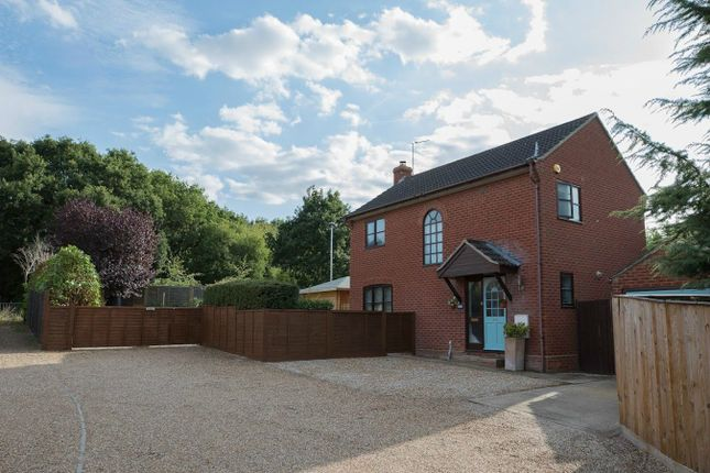 Thumbnail Detached house for sale in Rectory Road, Rowhedge, Colchester