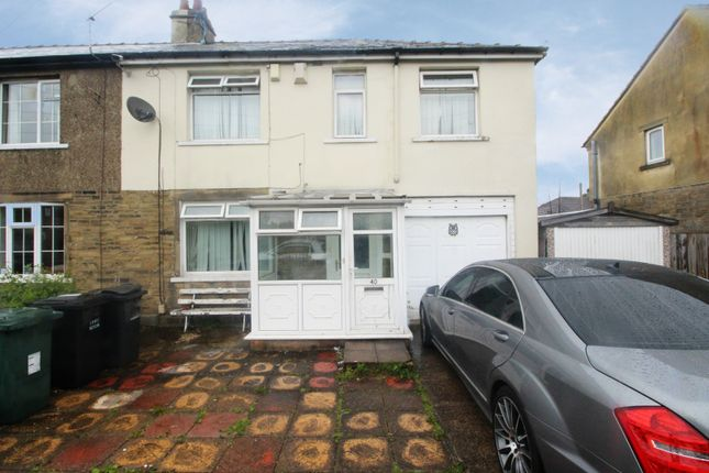 4 bed terraced house for sale in Carr Bottom Road, Bradford, West Yorkshire