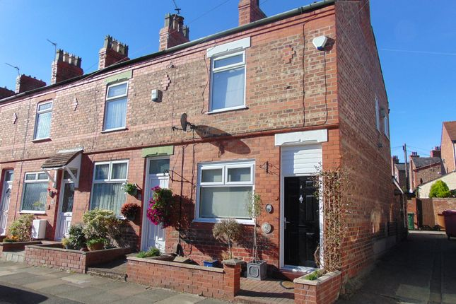 Thumbnail End terrace house to rent in Sandfield Road, Bebington, Wirral, Merseyside
