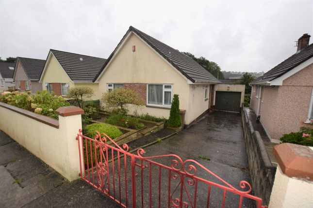 Thumbnail Detached bungalow for sale in Bearsdown Road, Eggbuckland, Plymouth