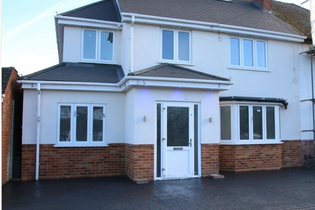 Thumbnail Semi-detached house for sale in Castleview Road, Langley Slough