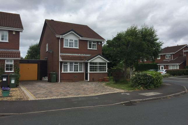 Thumbnail Property to rent in Caldeford Avenue, Shirley, Solihull