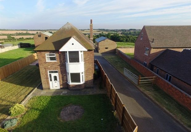 Thumbnail Detached house to rent in Redholme, 104 Ashby Road, Swadlincote