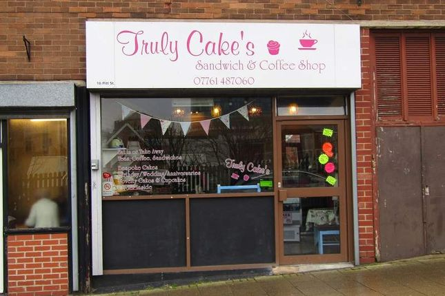 Retail premises for sale in Truly Scrumptious, Barnsley