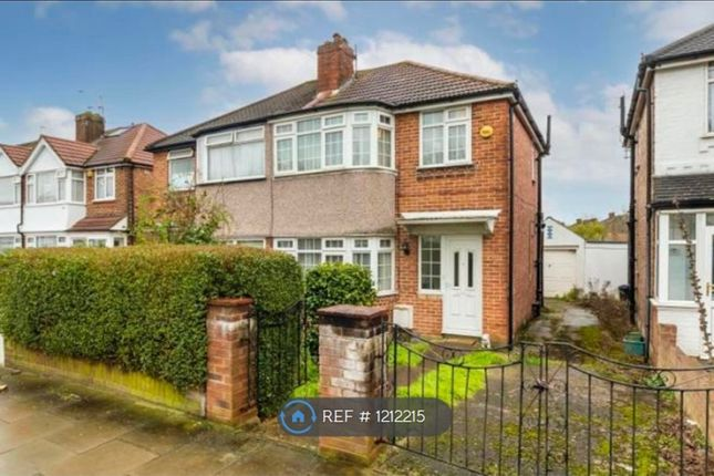Thumbnail Semi-detached house to rent in Jubilee Road, London