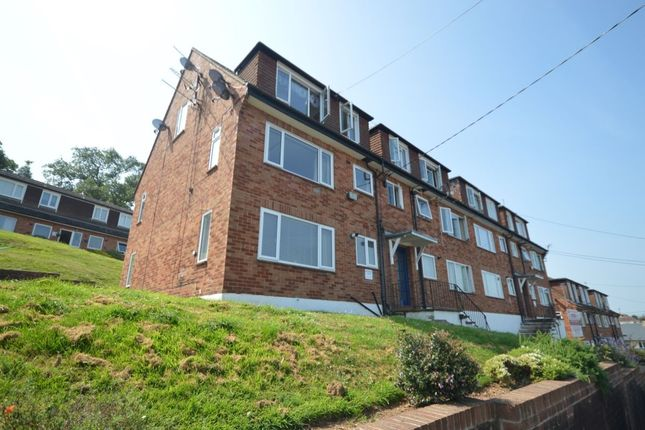 Thumbnail Flat to rent in Bradham Court, Exmouth