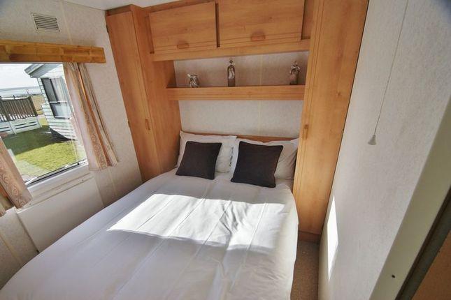 Bedroom 1 of Ocean Edge Holiday Park, Heysham LA3