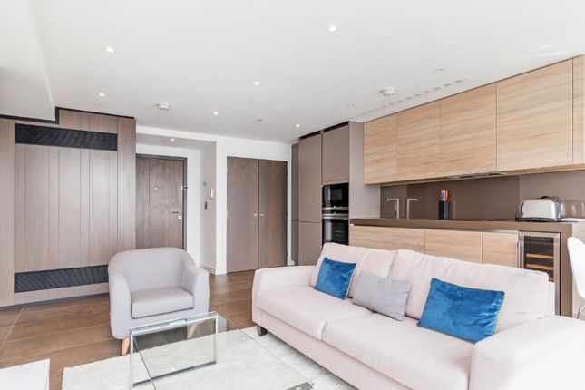 Thumbnail Flat for sale in Chronicle Tower, The Lexicon, 261B City Road