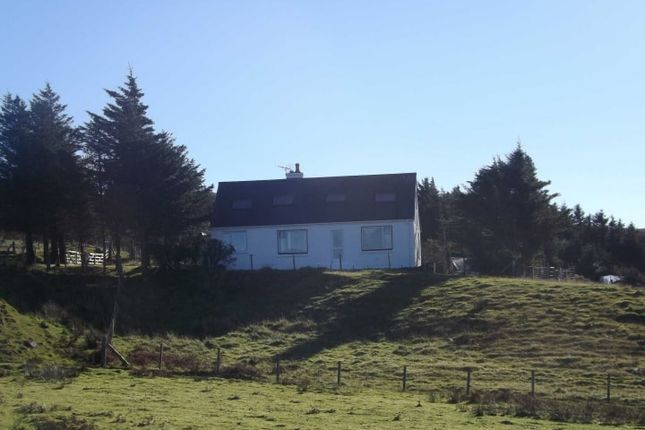 Thumbnail Detached house for sale in 7 Fasach, Glendale Isle Of Skye