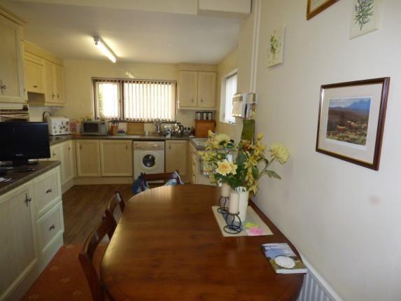 Dining Room of New Road, Brynteg, Wrexham, Wrecsam LL11