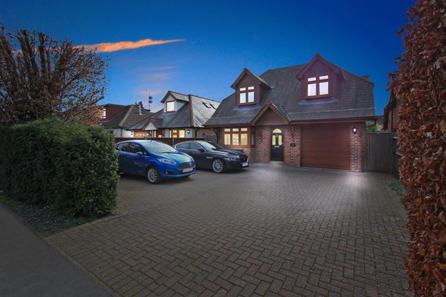 Thumbnail Detached house for sale in Priory Avenue, Harlow