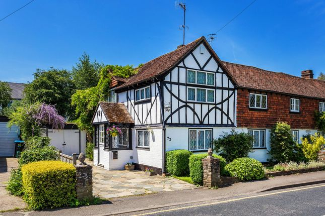 Thumbnail Semi-detached house for sale in Station Road, Lingfield, Surrey