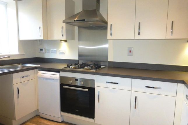 Thumbnail Town house to rent in Hesley Road, Harworth, Doncaster