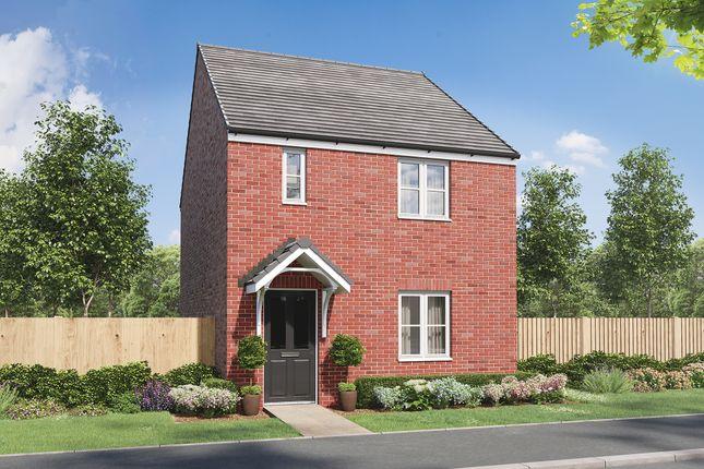 "3 bed semi-detached house for sale in ""The Rendlesham"" at Darlington Road, Northallerton DL6"