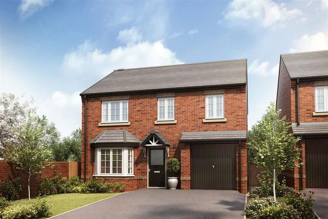 """4 bed detached house for sale in """"The Downham - Plot 45"""" at Woodend Cottages, Woodend Road, Mirfield WF14"""