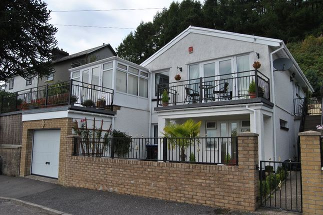 Thumbnail Detached house for sale in Heol Gerrig Road, Abertillery
