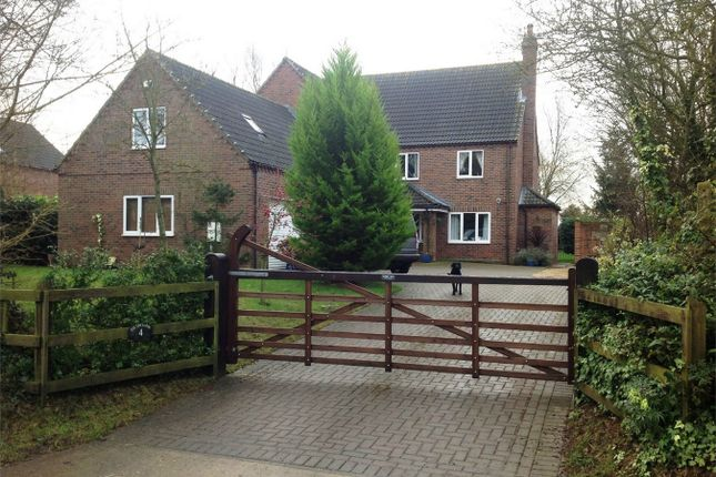 Thumbnail Detached house for sale in Millthorpe, Millthorpe, Sleaford, Lincolnshire