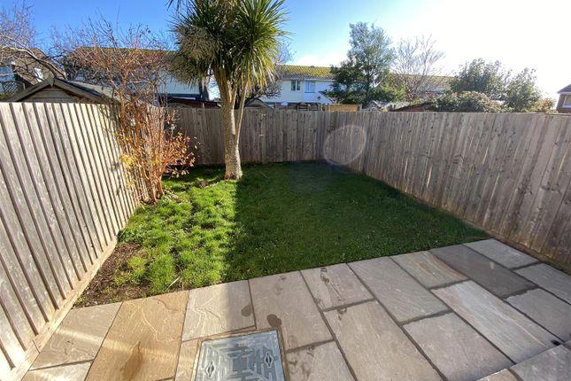 New Garden of West Meadow Close, Braunton EX33