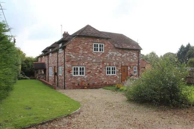 Thumbnail Semi-detached house to rent in Salters, Hamstead Marshall, Newbury, 0Hh.
