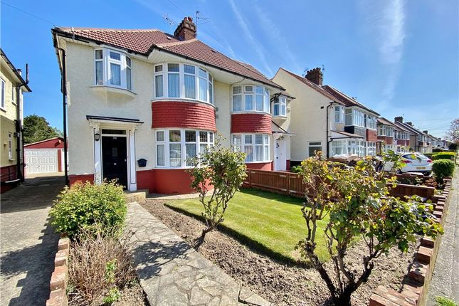 Semi-detached house for sale in Central Avenue, Hounslow