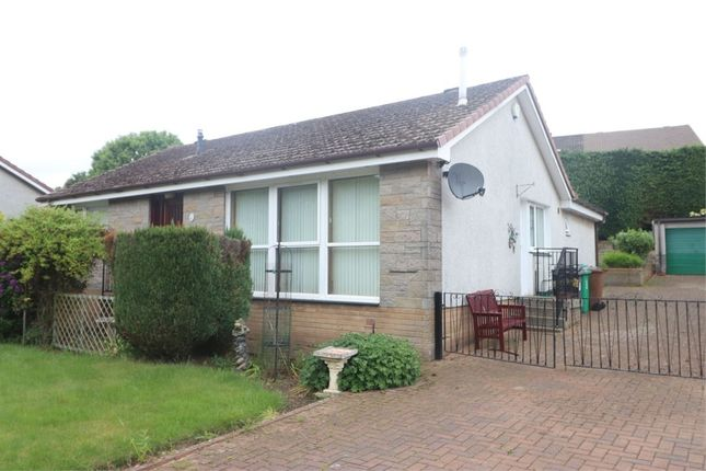 Thumbnail Detached bungalow for sale in 5 Burnbank, Kennoway, Kennoway, Leven, Fife