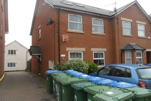 Thumbnail Town house to rent in Avenue Road, Southampton