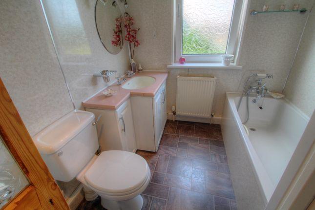 Family Bathroom of The Avenue, Maud, Peterhead AB42