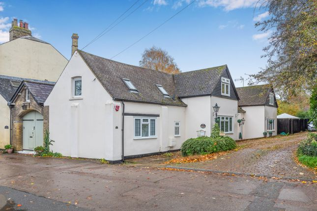 Thumbnail Link-detached house for sale in Mill Lane, Stotfold, Hitchin, Herts