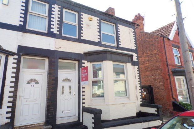 Thumbnail Property to rent in Larch Road, Birkenhead