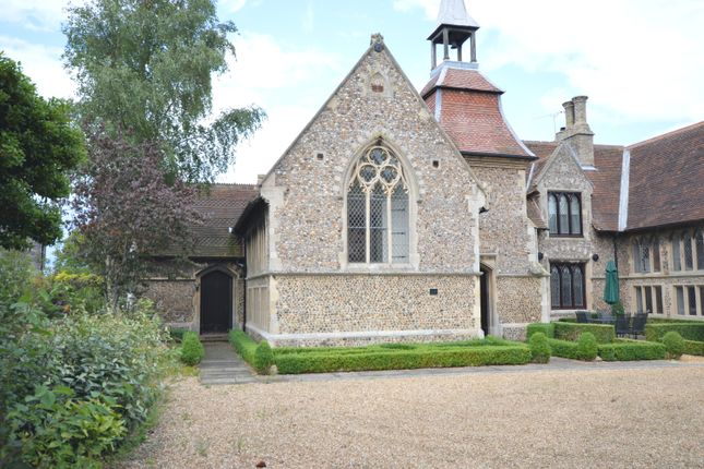 Thumbnail Semi-detached house for sale in Old School Court, Thornham, Hunstanton
