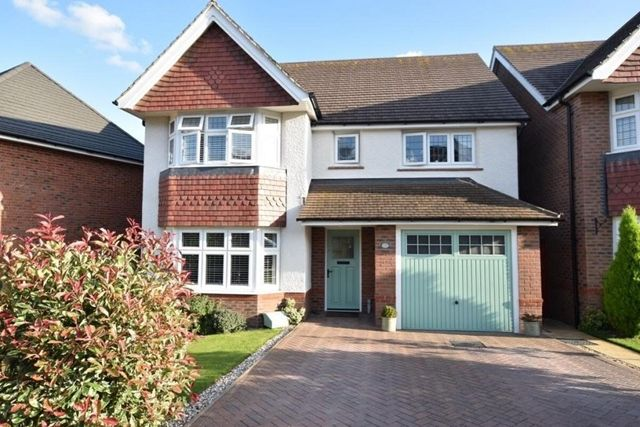 Thumbnail Detached house to rent in Costard Lane, Evesham