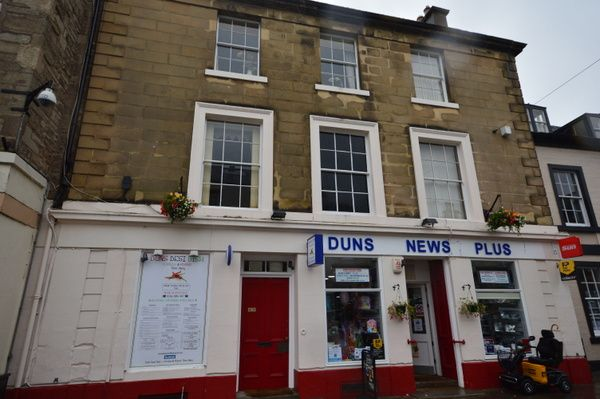 Thumbnail Retail premises for sale in Market Square, Duns