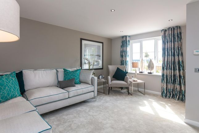 """Thumbnail Terraced house for sale in """"Coull"""" at Barn Church Road, Culloden"""
