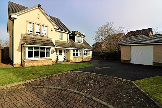 Thumbnail Detached house for sale in Mulloch Avenue, Falkirk