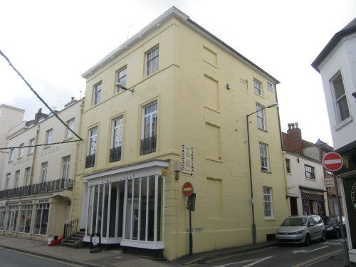 Thumbnail Flat to rent in Bath Street, Leamington Spa