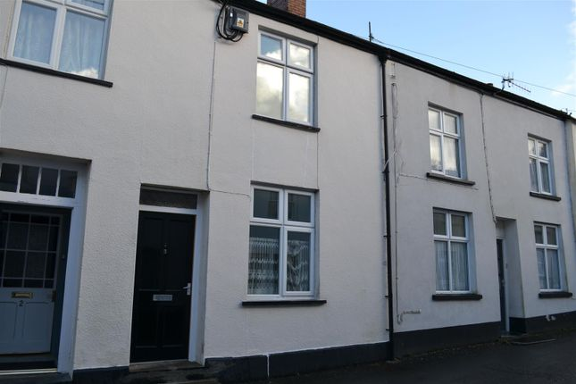 2 bed terraced house to rent in High Street, Swimbridge, Barnstaple