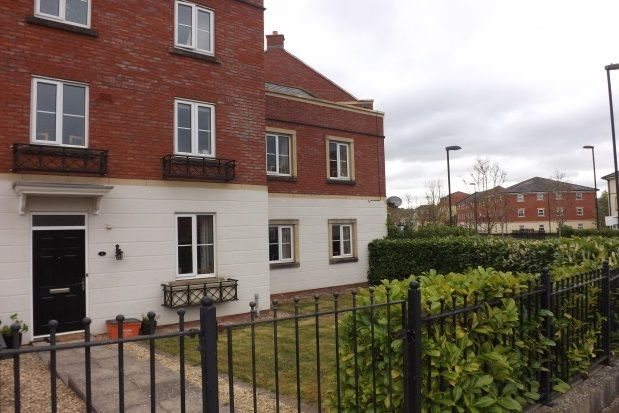 Thumbnail Terraced house to rent in Britten Road, Swindon