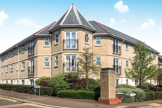 Thumbnail Flat for sale in Wallace Road, Colchester