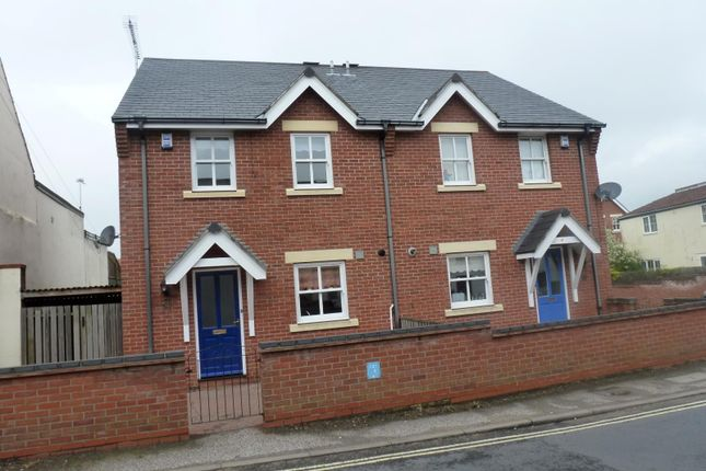 Thumbnail Semi-detached house to rent in Commodore Road, Lowestoft