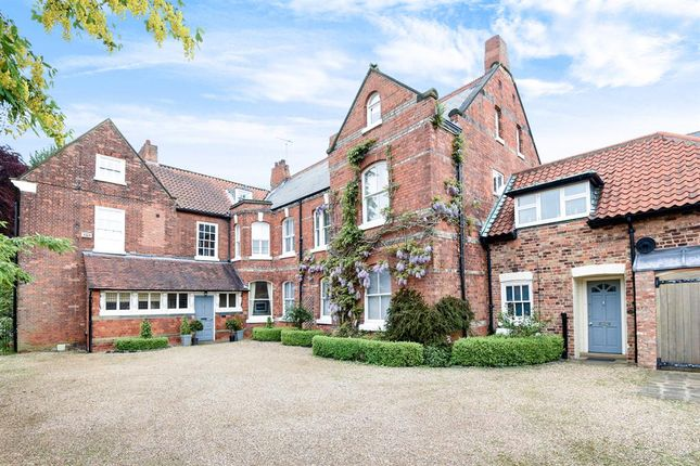 Thumbnail Detached house for sale in The Old Hall, Vicar Lane, Beverley